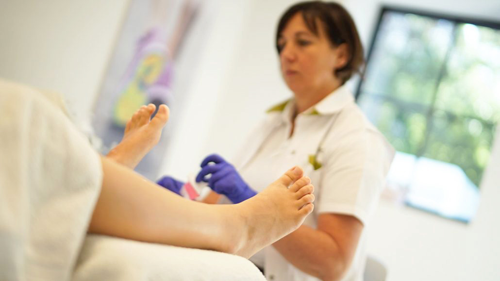 Voeten behandeling Footz